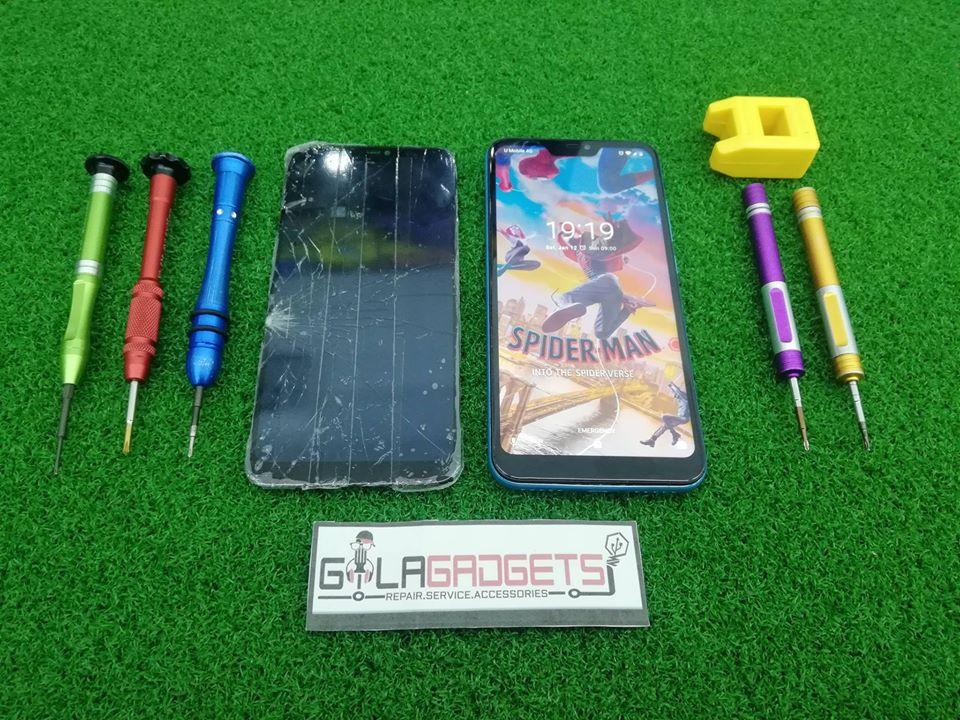 Repair Phone Senawang LCD Rosak