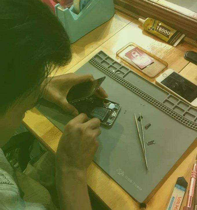 Kedai Repair Handphone Kajang Utama