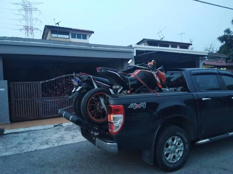 Pos Moto Guna 4x4