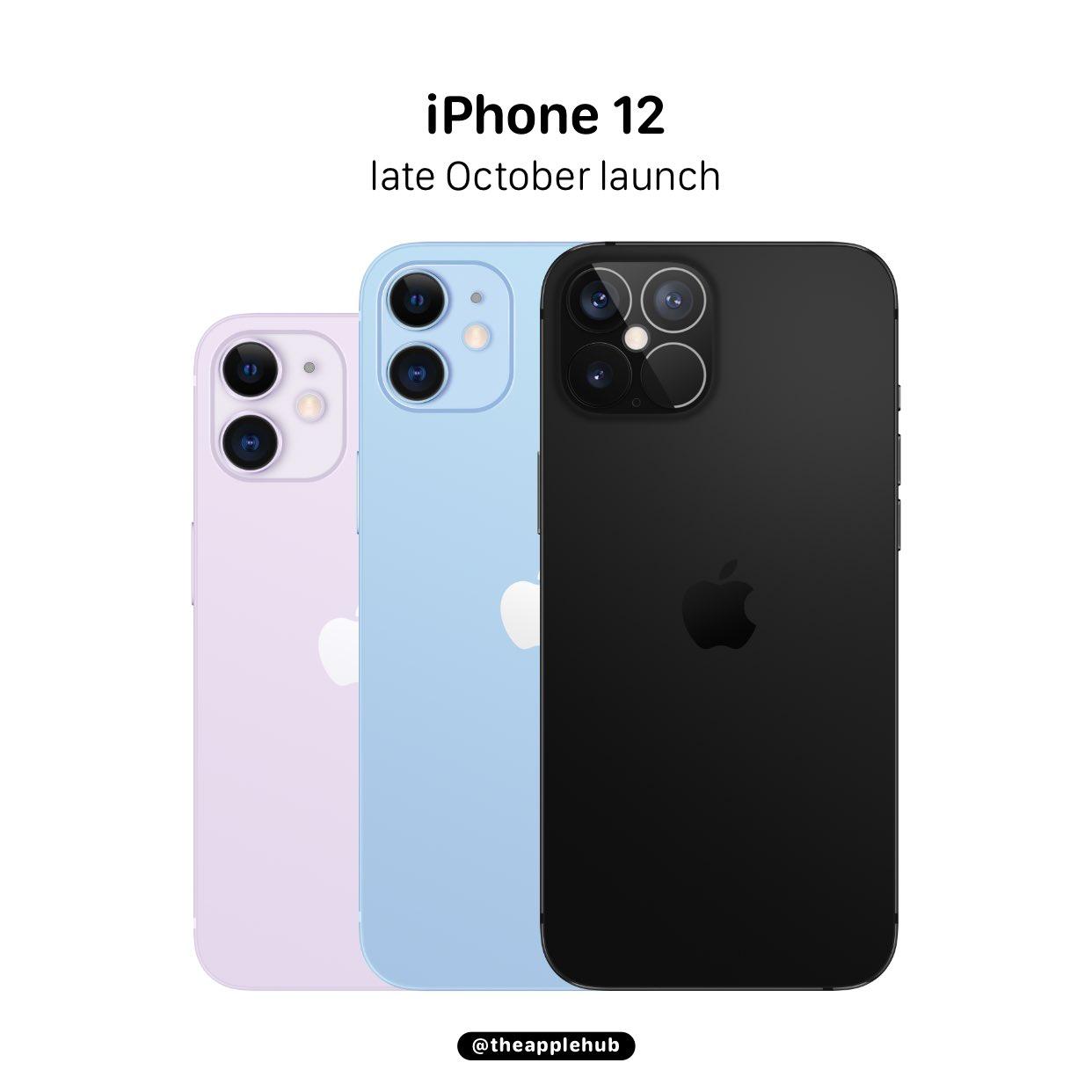 Tarikh iPhone 12 Keluar