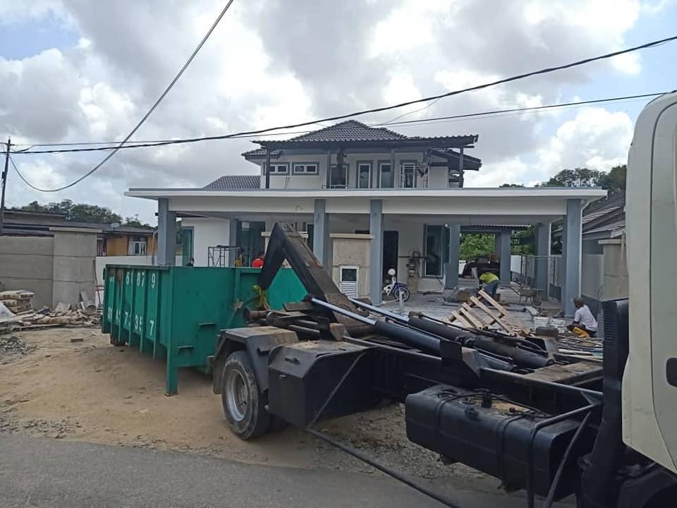 Sewa Tong Roro Bersih Rumah