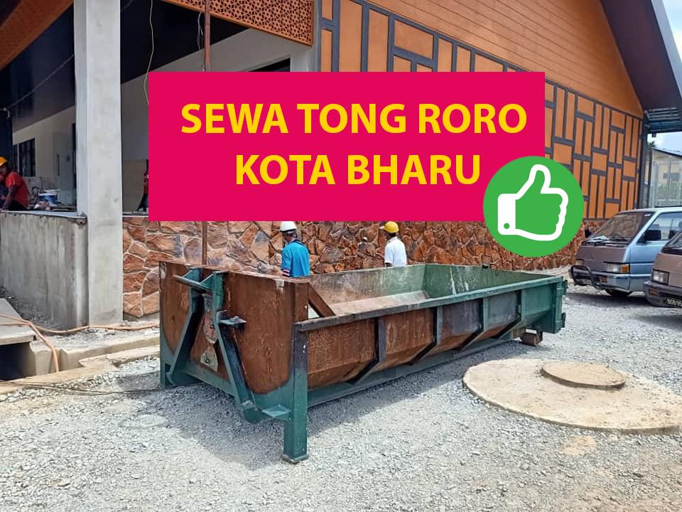 Sewa Tong Roro Kota Bharu Murah